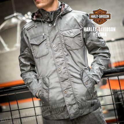 Giacca uomo Harley-Davidson® #1 Hooded