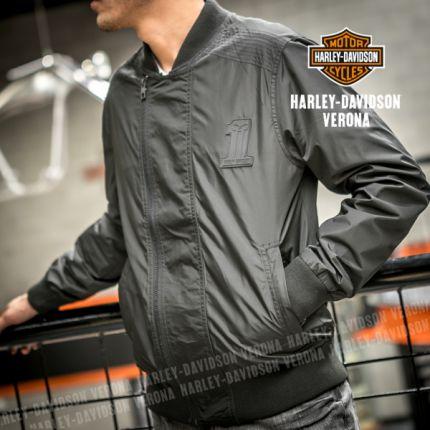 Giacca in Tessuto Harley-Davidson® Zipper #1