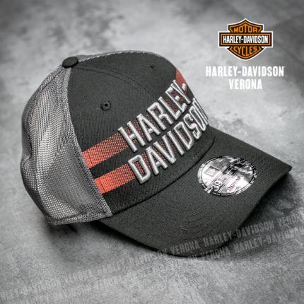 Cappellino Harley-Davidson® Mesh Back