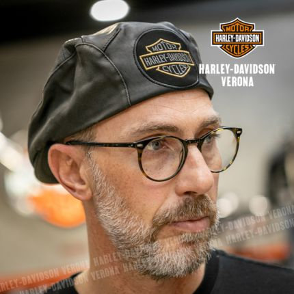 Coppola in Pelle Harley-Davidson® Coated Twill