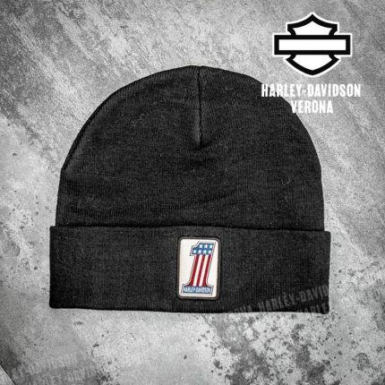 Berretto Harley-Davidson® #1 Logo Black