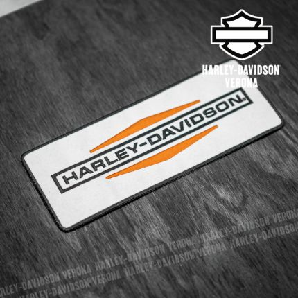 Patch Harley-Davidson® Stacked Logo Big