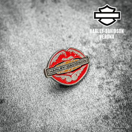 Pin Harley-Davidson® Red