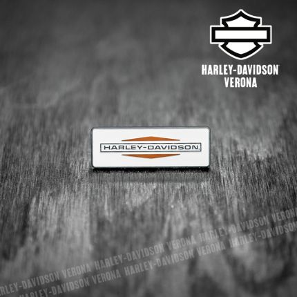 Pin Harley-Davidson® Stacked Logo