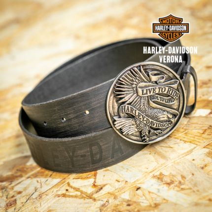 Cintura Livetoride Harley-Davidson®