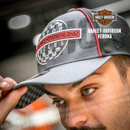 Cappello Harley-Davidson® New Era Logo