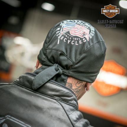 Cappello Performance Harley-Davidson® skullcap
