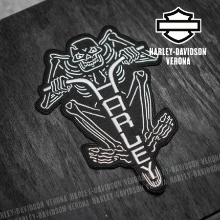 Patch Harley-Davidson® Rider Big