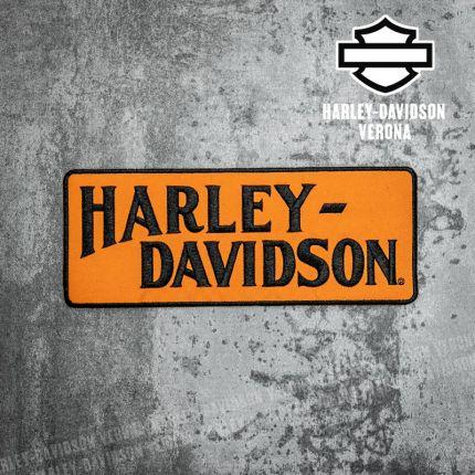 Patch Harley-Davidson® Racer Tank Logo Large
