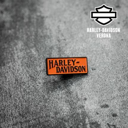 Pin Harley-Davidson® Racer Tank Enamel