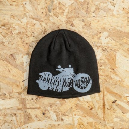 Harley-Davidson® Motorcycle Silhouette Knit Hat