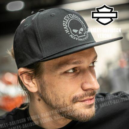 Cappellino Harley-Davidson® Willie G Skull