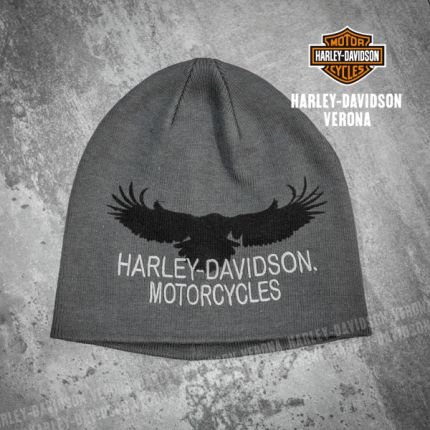 Berretto Harley-Davidson® Eagle Grey