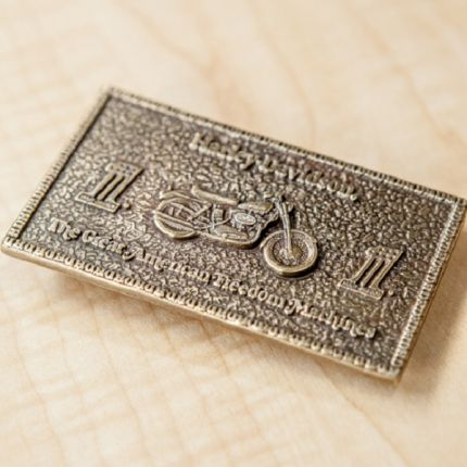 Great American Freedom Buckle