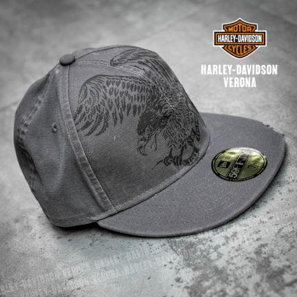 Cappellino Harley-Davidson® Wvn 59 Grey