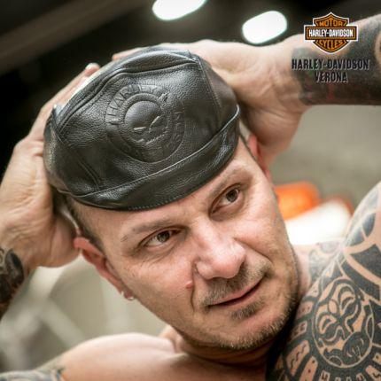 Coppola in pelle da uomo Harley-Davidson®