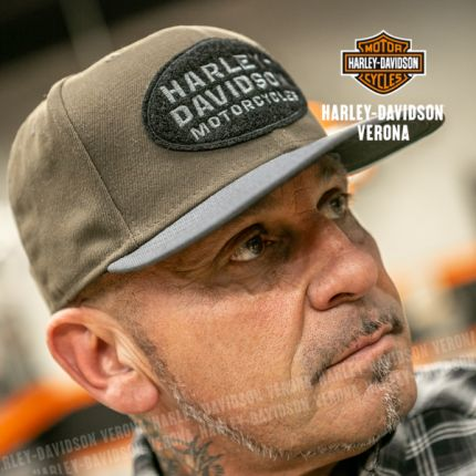 Cappellino da Uomo Harley-Davidson® M. PATCH 59FIFTY®