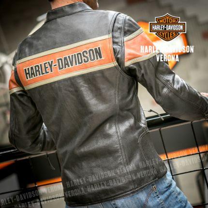 Giacca in pelle Harley-Davidson® #1