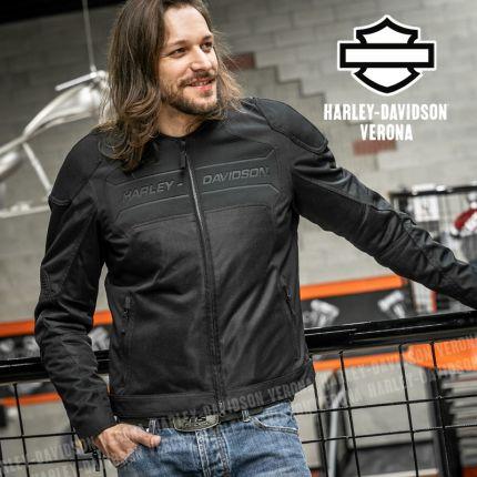 Giacca Harley-Davidson® Brawler Mixed Media