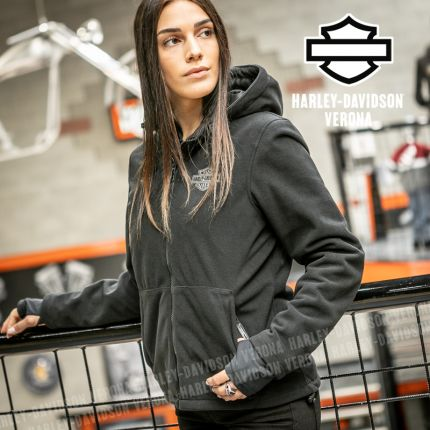 Giacca Harley-Davidson® Roadway II Waterproof Fleece