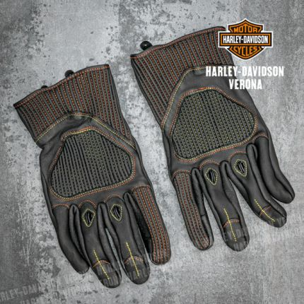 Guanti Harley-Davidson® Watt Leather