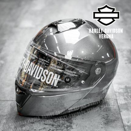 Casco Harley-Davidson® Capstone Gauntlet Grey