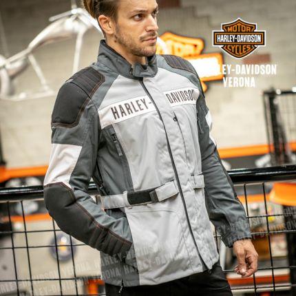 Giacca Impermeabile Harley-Davidson® Vanocker