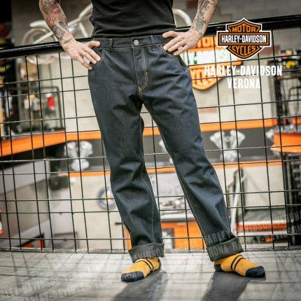 Pantalone Impermeabile Harley-Davidson® FXRG® Dark Denim