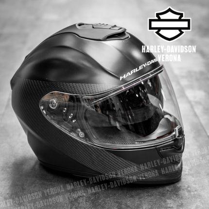 Casco Integrale Harley-Davidson® Brawler Carbon Fiber