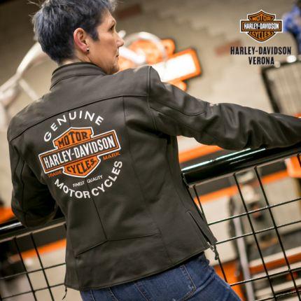 Giacca Harley-Davidson®  Lea Legend