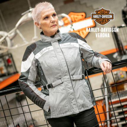 Giacca Donna Impermeabile Harley-Davidson® Vanocker