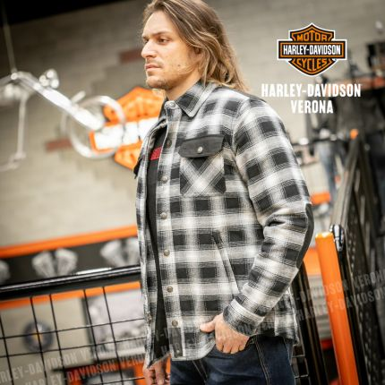 Camicia Harley-Davidson® Areterial Black