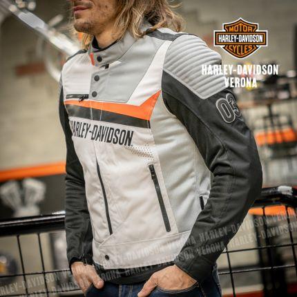 Giacca Harley-Davidson® Textile Riding Sidari