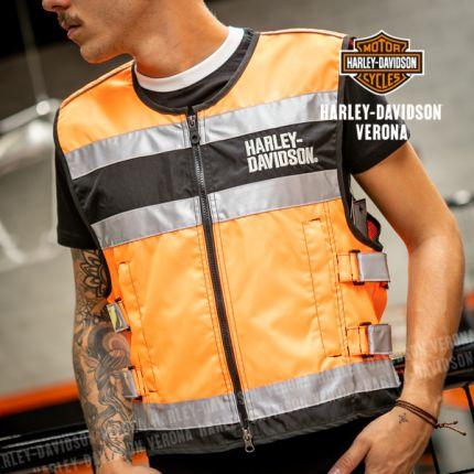 Men's Hi-Visibility Harley-Davidson® CE- Certified Reflective Vest