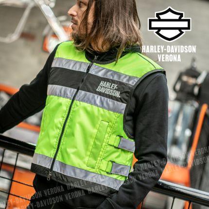 Gilet ad Alta Visibilità Harley-Davidson® Riflettente CE