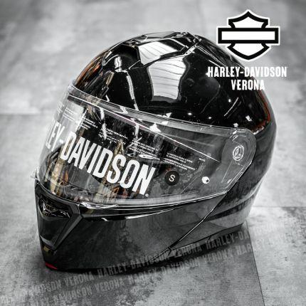Casco Modulare Harley-Davidson® Capstone Gloss Black