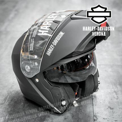 Casco Harley-Davidson® Capstone Matte Black
