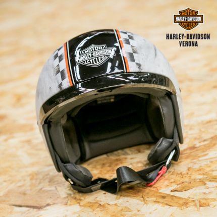 Casco ad elmetto Harley-Davidson® tricromatico