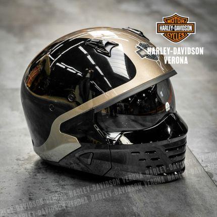 Casco Harley-Davidson® Sport Glide Oro 2-1