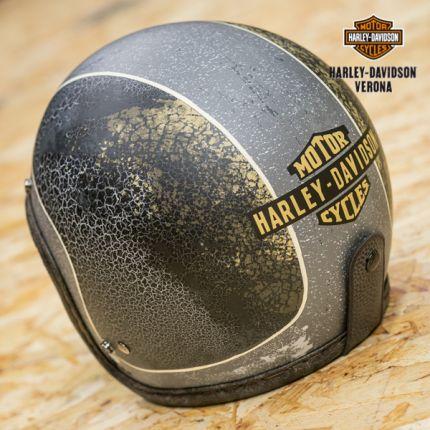 Casco Harley-Davidson® crepe