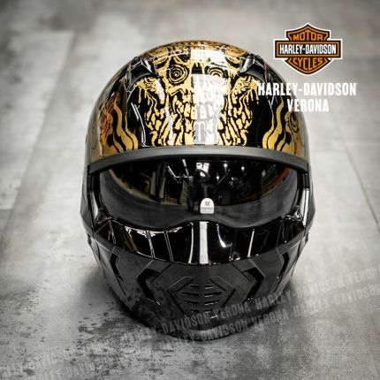 Casco Harley-Davidson® Goldusa 2 in 1