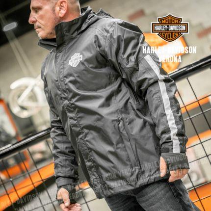 Giacca Antipioggia Harley-Davidson®