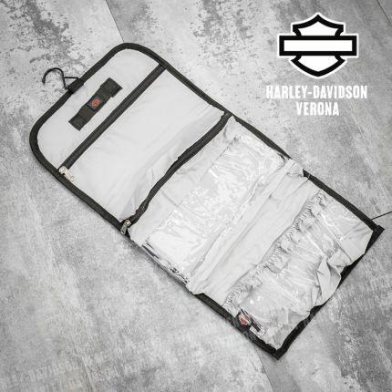 Kit da toilette da appendere Harley-Davidson® Signature