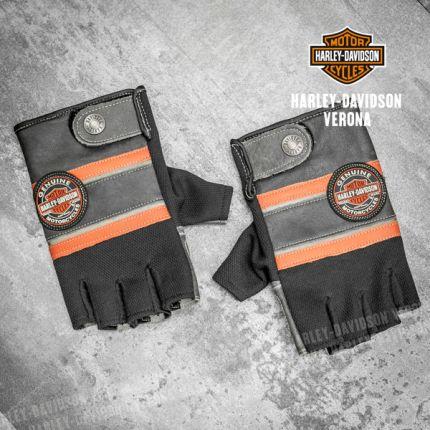 Guanti Senza Dita Uomo Harley-Davidson® Mix Media