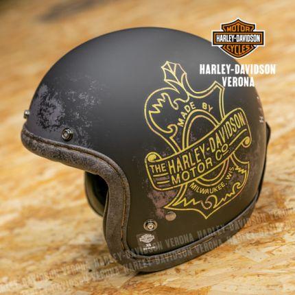 Casco Harley-Davidson® 3/4 Ece Bootleggers Helmet