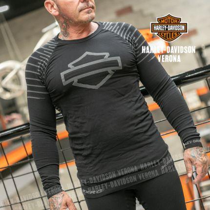 T-shirt uomo maniche lunghe FXRG® Baselayer