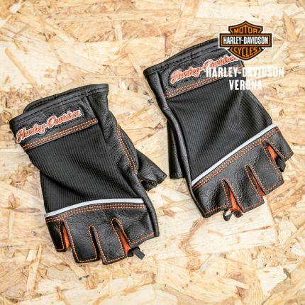 Guanti senza dita in Pelle Harley-Davidson®  Cora
