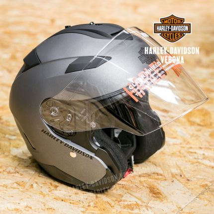 Casco Harley-Davidson Maywood 3/4 grey
