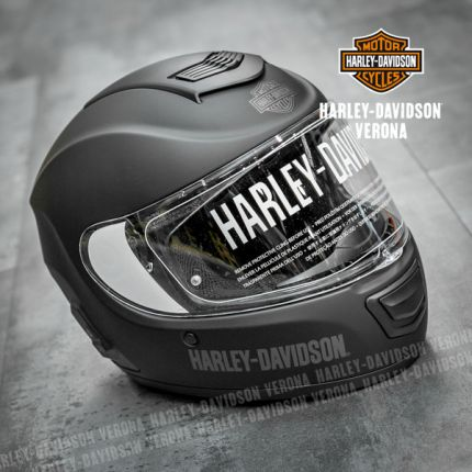 Casco Integrale Harley-Davidson® Boom! Audio