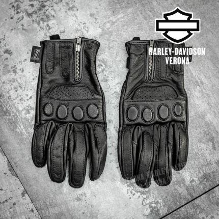 Guanti Harley-Davidson® #1 Skull Leather